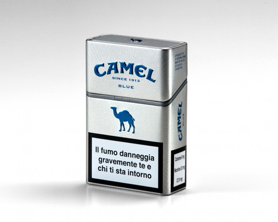 """Camel """"Tin pack"""""""