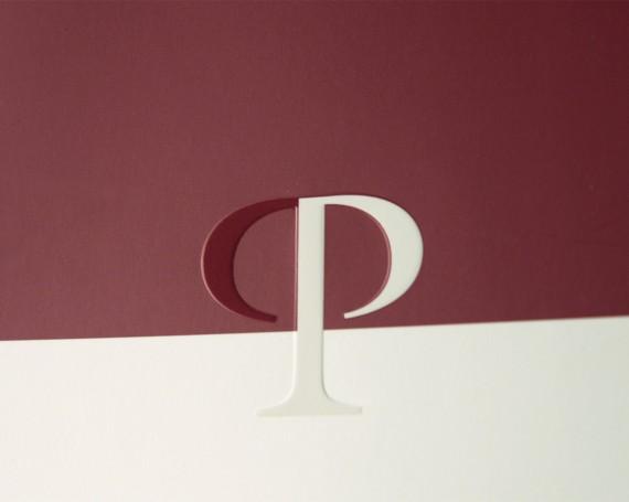 """Palmer – Studio Legale """"immagine coordinata"""""""