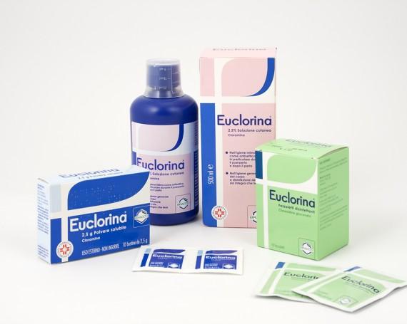 Euclorina – Packaging